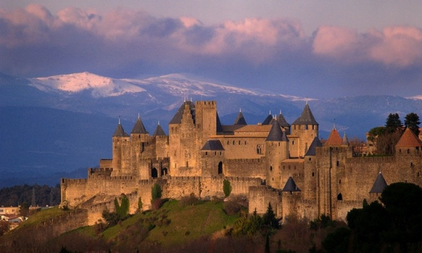 Au pied des remparts - Carcassonne (11)
