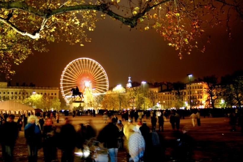 Ville des lumières - Lyon (69)